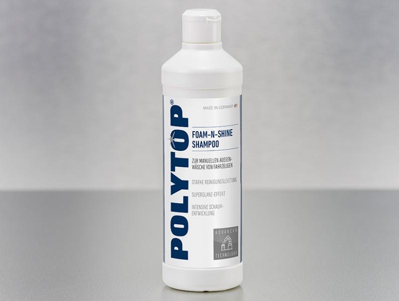 Foam-n-Shine_Shampoo POLYTOP