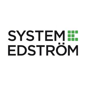 logo system edstrom by zinca